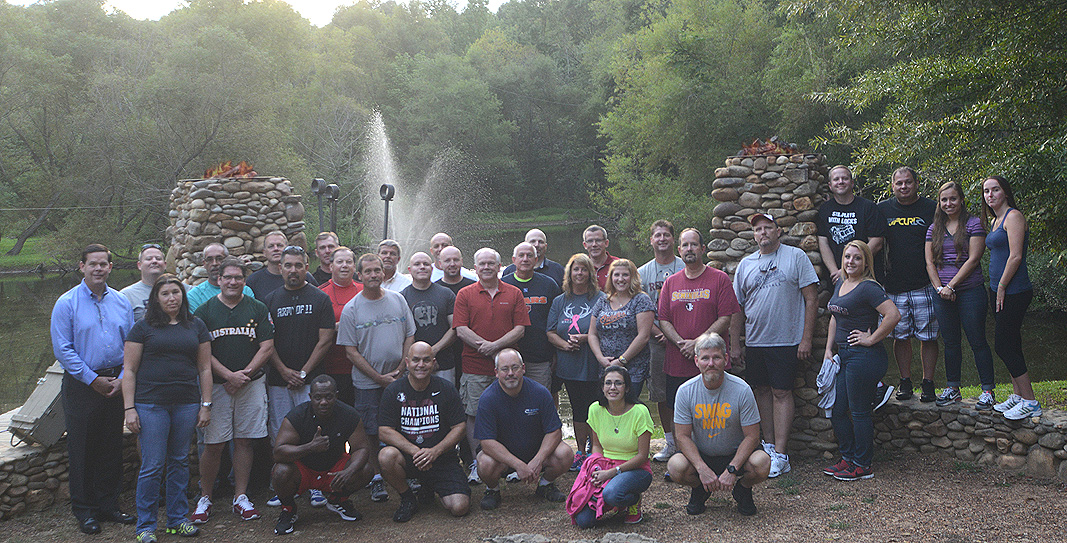 Pep Boys at Xtreeme Challenge Team Building Center in Charlotte North Carolina