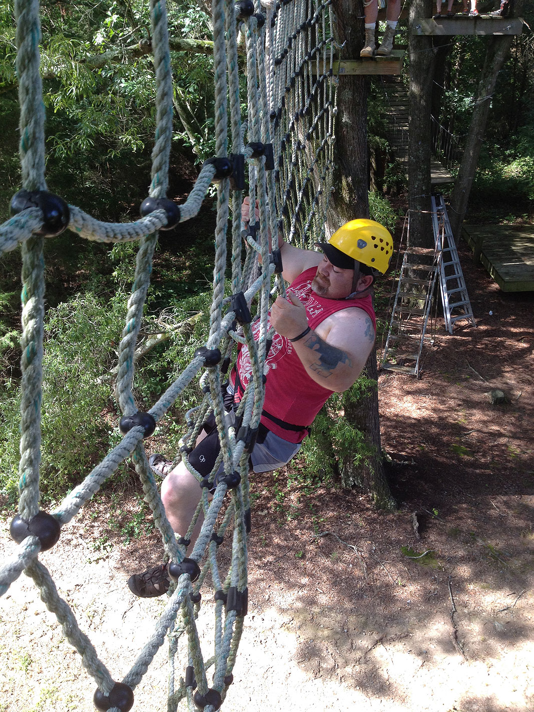 The Wounded Warrior Project At Xtreeme Challenge