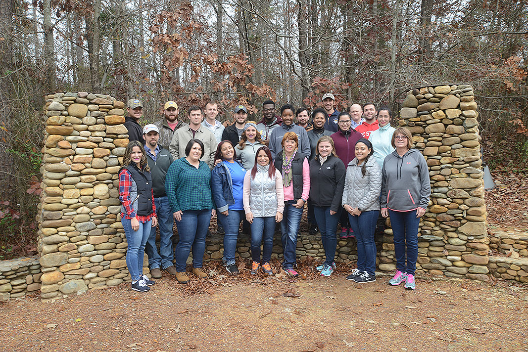 Perdue Foods at Xtreeme Challenge Off Site Team Building Center in Monroe North Carolina