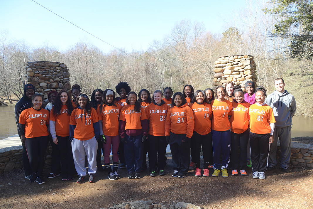 Xtreeme Challenge Hosts Claflin University Softball Teambuilding Program