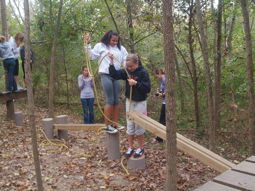Team Building Outdoor Adventure North and South Carolina