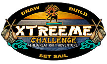 The Great Raft Adventure at Xtreeme Challenge